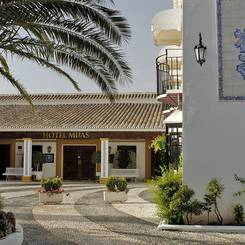 OUTDOOR PARKING Hotel TRH Mijas - Mijas
